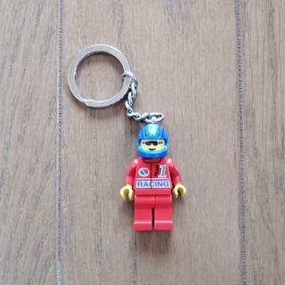 レゴ(Lego)のレゴ キーホルダー レーサー(キーホルダー)