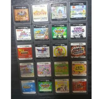 ニンテンドーDS - DS ソフト 20こ 単価100円 ソフトのみ