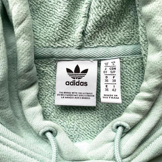 adidas(アディダス)のアディダス adidas パーカー レディース レディースのトップス(パーカー)の商品写真