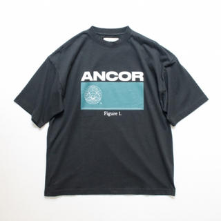 1LDK SELECT - ANCOR アンカー over size T shirt schema 美品