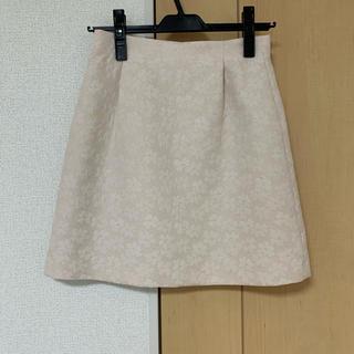 ビーラディエンス(BE RADIANCE)の台形型スカート ミニスカート(ミニスカート)