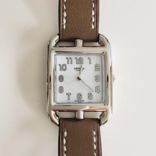 Hermes - エルメス 腕時計 ケープコッド