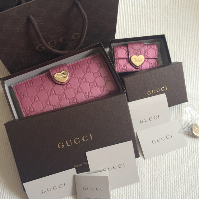 new product 0a3b2 5044a GUCCI ♡ 財布キーケースセット | フリマアプリ ラクマ