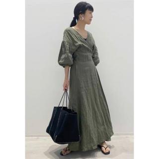 L'Appartement DEUXIEME CLASSE - 専用 新品☆L'Appartement Linen Madam Dress