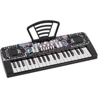 電子キーボード 37鍵盤 多機能 高音質 軽量 人気 練習 ¥2,980 商品説(アコーディオン)