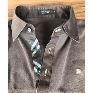 バーバリーブラックレーベル(BURBERRY BLACK LABEL)のバーバリーブラックレーベル  ポロシャツ‼️(ポロシャツ)