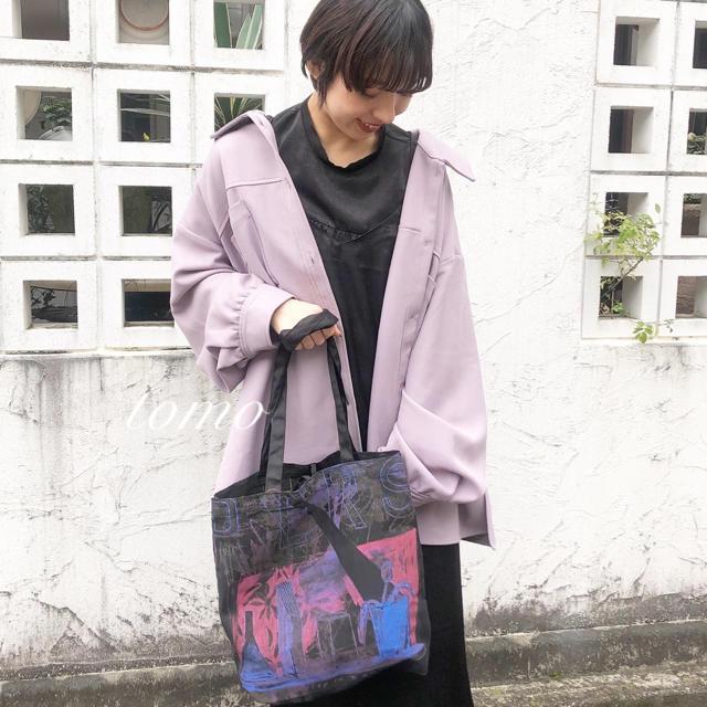 Kastane(カスタネ)の今季新作❁カスタネ ストレッチオーバージャケット レディースのジャケット/アウター(その他)の商品写真