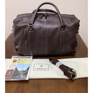 土屋鞄製造所 - (36%off) 土屋鞄 / プロータ グランドボストンバッグ (未使用)