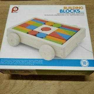 ボーネルンド(BorneLund)のPINTOY BUILDING BLOCKS 木製積木(積み木/ブロック)