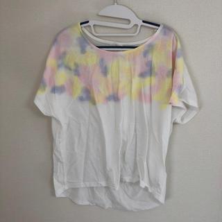 エージープラス(a.g.plus)のTシャツ(Tシャツ(半袖/袖なし))