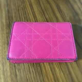 クリスチャンディオール(Christian Dior)のDior カードケース(コインケース)