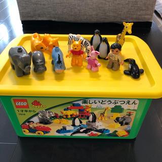 Lego - レゴ (LEGO) デュプロ 楽しいどうぶつえん&くまのプーさん