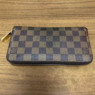 LOUIS VUITTON - 【激安♪】ルイヴィトン ダミエ  ジッピーウォレット 長財布