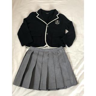 コムサイズム(COMME CA ISM)の入学式 卒園式 セット 120(ドレス/フォーマル)