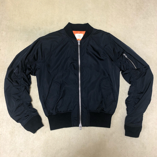 FEAR OF GOD - F.O.G. Collection One Bomber Jacket MA-1