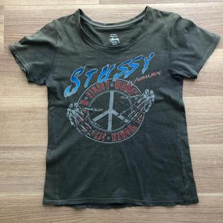 STUSSY - stussy women T shirts