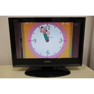 トウシバ(東芝)の【送料無料】東芝REGZA 19A8000 液晶テレビ TO752(テレビ)