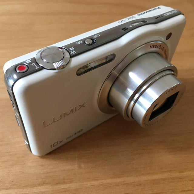 Panasonic(パナソニック)のパナソニック LUMIX デジタルカメラ スマホ/家電/カメラのカメラ(コンパクトデジタルカメラ)の商品写真