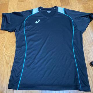 asics - アシックス 運動用シャツ Oサイズ