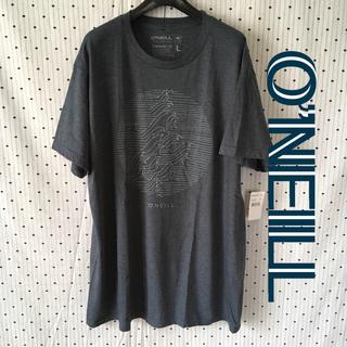 オニール(O'NEILL)のO'NEILLオニール サンタクルーズ US限定bigスエルデザイン TシャツL(サーフィン)