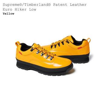 Supreme - US11 29cm Supreme Timberland yellow ブーツ