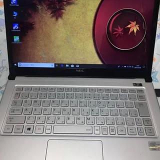 NEC - ★NEC UltraLite VK19S ★ i7 4G SSD ノートパソコン
