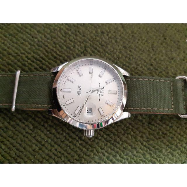 ロレックス 時計 コピー 芸能人も大注目 / BALL - [期間限定値下げ]BALLWATCHマーべライト正規品メンズ時計自動巻の通販