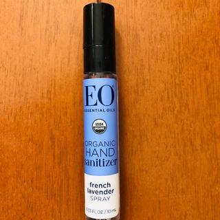 イーオー(EO)のハンドサニタイザー EO オーガニック 除菌(アルコールグッズ)