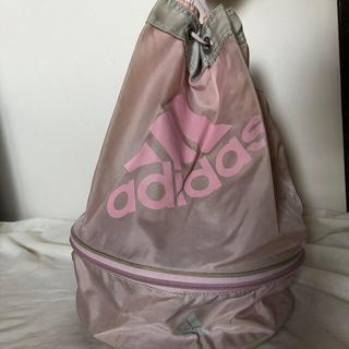 アディダス(adidas)のジュニア 女の子 アディダス  スイミングバッグ(マリン/スイミング)