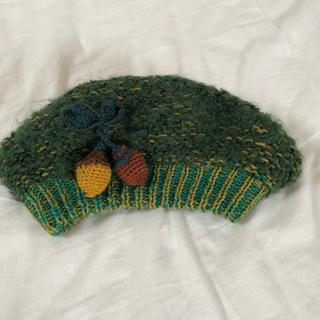 プチジャム(Petit jam)のプチジャム  ベレー帽 52〜54(帽子)