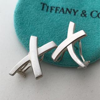 Tiffany & Co. - Tiffany パロマピカソ キス ピアス