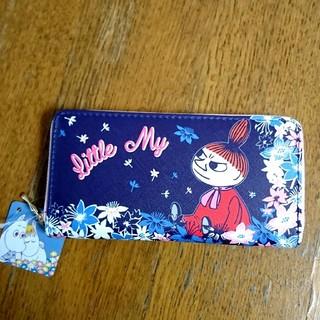 リトルミー(Little Me)の【新品・未使用】ムーミン リトルミイ ロングウォレット(財布)