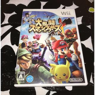 Wii - 【値下】 大乱闘スマッシュブラザーズX