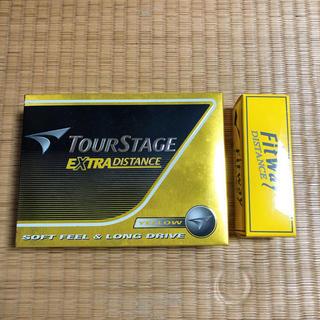 TOURSTAGE - ゴルフボール(新品)