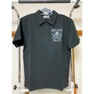 バンソン(VANSON)のバンソン ポロシャツ Mサイズ(ポロシャツ)