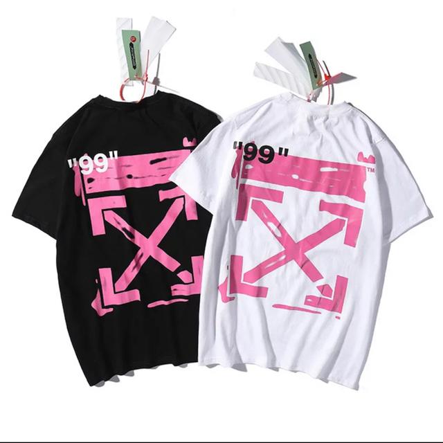 OFF-WHITE(オフホワイト)のoff-white 半袖 メンズのトップス(Tシャツ/カットソー(半袖/袖なし))の商品写真