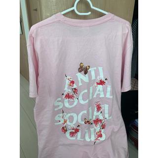 アンチ(ANTI)のassc風tシャツ(Tシャツ/カットソー(半袖/袖なし))