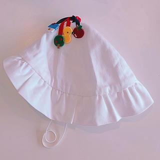 familiar - 美品 ファミリア  帽子 41