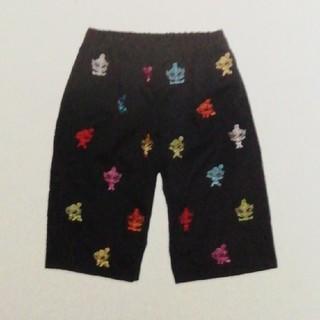 HYSTERIC MINI - 刺繍パンツ 黒