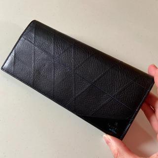 LANVIN en Bleu - ランバンオンブルー 黒 財布