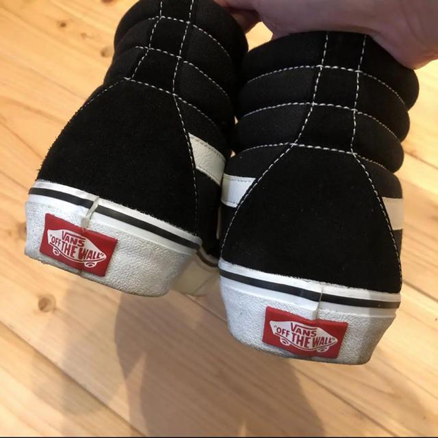 VANS(ヴァンズ)のアスカ様⭐︎美品⭐︎VANS ハイカット スケボースニーカー レディースの靴/シューズ(スニーカー)の商品写真