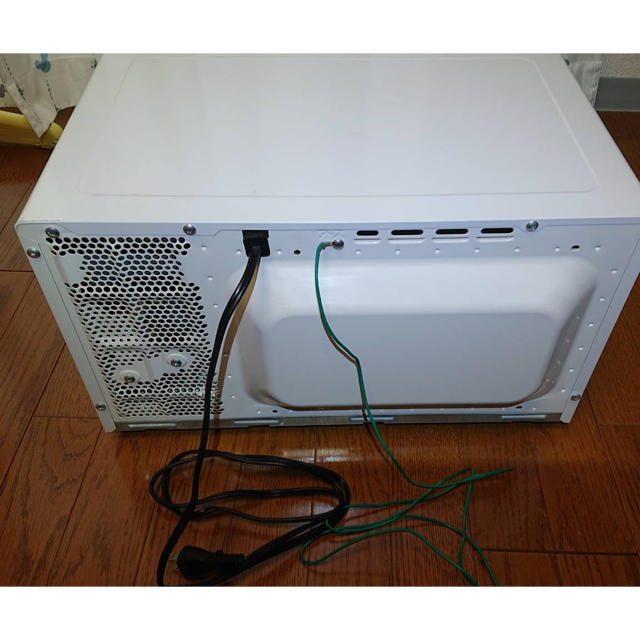 SHARP(シャープ)のSHARP RE-T1-W6 スマホ/家電/カメラの調理家電(電子レンジ)の商品写真