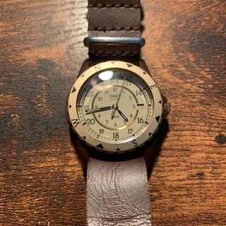 タイメックス(TIMEX)のタイメックス サファリ 復刻版 クォーツ(腕時計(アナログ))