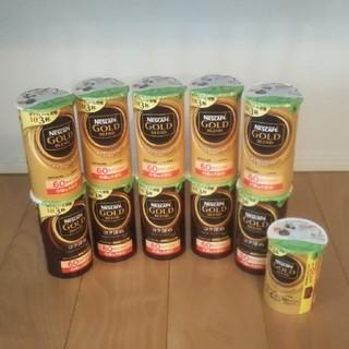 Nestle - ゴールドブレンド エコ&システムパック 10個セット&1つサービス