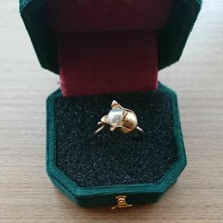 Maison de Reefur - メゾンドリーファー チューリップ リング 指輪 MAISONDEREEFUR