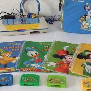 Disney - DWE 英語教材