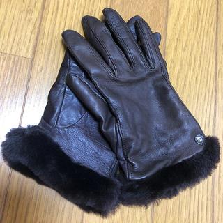 アグ(UGG)のUGG 革手袋 (手袋)