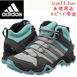 アディダス(adidas)のアディダス トレッキングシューズ TERREX AX2R MID GTX W(登山用品)