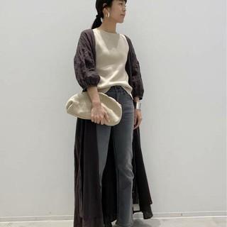 L'Appartement DEUXIEME CLASSE - アパルトモン Linen Madam Dress
