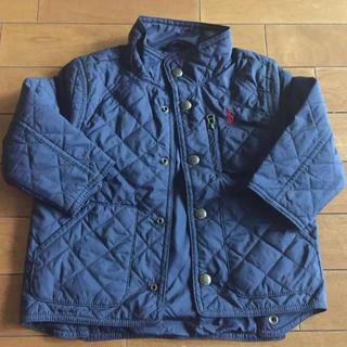 POLO RALPH LAUREN - 美品 ラルフローレン キルティングジャケット